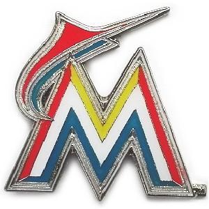 マイアミ・マーリンズ MLB ピンバッチ(ピン)|g2sports