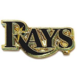タンパベイ・レイズ MLB ピンバッチ(ピン)|g2sports