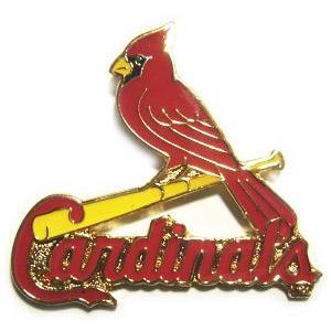 セントルイス・カージナルス MLB ピンバッチ(ピン)|g2sports
