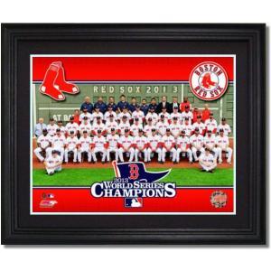 ボストン・レッドソックス 2013年 MLBワールドシリーズチャンピオンフォト|g2sports