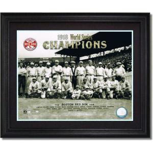 1918年 ボストン・レッドソックス ワールドシリーズ制覇記念 MLBクラッシックフォト|g2sports