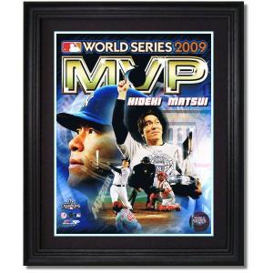 松井秀喜 2009年ワールドシリーズMVP獲得記念 MLBフォト|g2sports