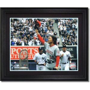 松井秀喜 ワールドシリーズ リングセレモニー MLBフォト|g2sports
