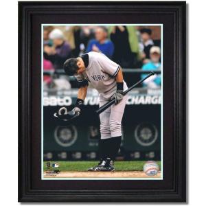 イチロー(ニューヨーク・ヤンキース) 移籍第1打席 MLBフォト|g2sports