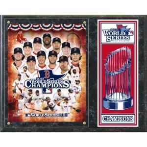 ボストン・レッドソックス 2013年 MLBワールドシリーズチャンピオン 記念額2|g2sports