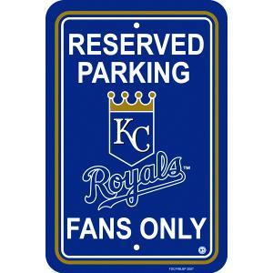 カンザスシティ・ロイヤルズ MLB パーキングサイン|g2sports