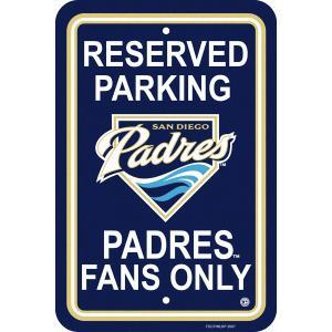 サンディエゴ・パドレス MLB パーキングサイン|g2sports