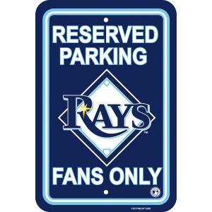 タンパベイ・レイズ MLB パーキングサイン|g2sports