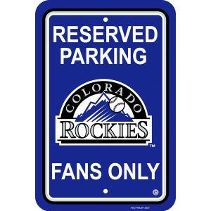 コロラド・ロッキーズ MLB パーキングサイン|g2sports