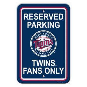 ミネソタ・ツインズ MLB パーキングサイン|g2sports
