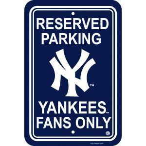 ニューヨーク・ヤンキース MLB パーキングサイン|g2sports