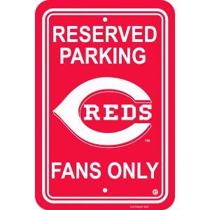 シンシナティ・レッズ MLB パーキングサイン|g2sports