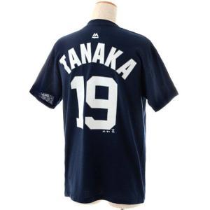 田中将大(ニューヨーク・ヤンキース) MLB Tシャツ|g2sports