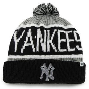 '47 Brand MLB 「カルガリー」 カフニットキャップ(ニューヨーク・ヤンキース)|g2sports
