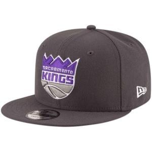 NEW ERA (ニューエラ) NBAフラットバイザー/スナップバックキャップ (9FIFTY 950 CAP) サクラメント・キングス|g2sports