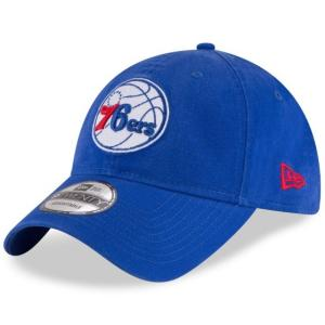 NEW ERA (ニューエラ) NBAカジュアルキャップ (9TWENTY 920 NBA CAP) フィラデルフィア・76ers|g2sports