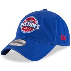 NEW ERA (ニューエラ) NBAカジュアルキャップ (9TWENTY 920 NBA CAP) デトロイト・ピストンズ|g2sports