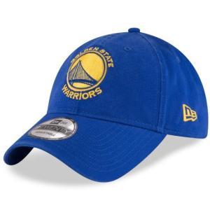 NEW ERA (ニューエラ) NBAカジュアルキャップ (9TWENTY 920 NBA CAP) ゴールデンステート・ウォリアーズ|g2sports