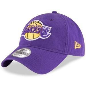 NEW ERA (ニューエラ) NBAカジュアルキャップ (9TWENTY 920 NBA CAP) ロサンゼルス・レイカーズ|g2sports