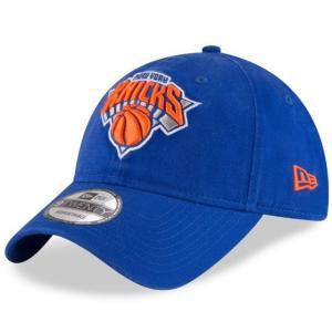 NEW ERA (ニューエラ) NBAカジュアルキャップ (9TWENTY 920 NBA CAP) ニューヨーク・ニックス|g2sports