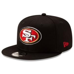 NEW ERA (ニューエラ) NFLフラットバイザー/スナップバックキャップ (9FIFTY 950 CAP) サンフランシスコ・49ers|g2sports
