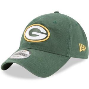 NEW ERA (ニューエラ) NFLカジュアルキャップ (9TWENTY 920 NFL CAP) グリーンベイ・パッカーズ|g2sports