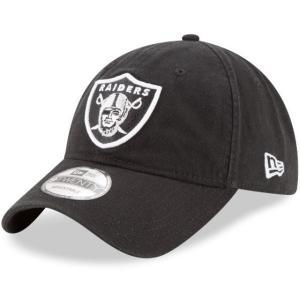 NEW ERA (ニューエラ) NFLカジュアルキャップ (9TWENTY 920 NFL CAP) オークランド・レイダース|g2sports