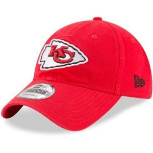 NEW ERA (ニューエラ) NFLカジュアルキャップ (9TWENTY 920 NFL CAP) カンザスシティ・チーフス|g2sports
