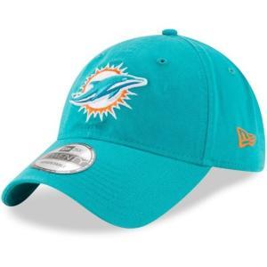 NEW ERA (ニューエラ) NFLカジュアルキャップ (9TWENTY 920 NFL CAP) マイアミ・ドルフィンズ|g2sports