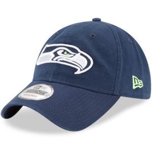NEW ERA (ニューエラ) NFLカジュアルキャップ (9TWENTY 920 NFL CAP) シアトル・シーホークス|g2sports