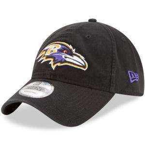 NEW ERA (ニューエラ) NFLカジュアルキャップ (9TWENTY 920 NFL CAP) ボルティモア・レイブンズ|g2sports