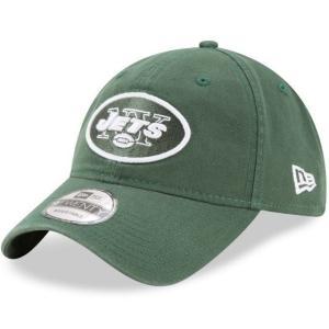 NEW ERA (ニューエラ) NFLカジュアルキャップ (9TWENTY 920 NFL CAP) ニューヨーク・ジェッツ|g2sports