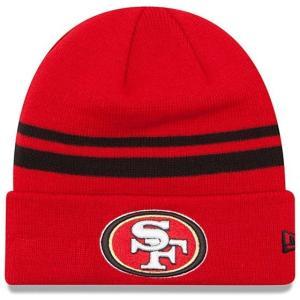 NEW ERA (ニューエラ) NFL ニットキャップ (サンフランシスコ・49ers)|g2sports