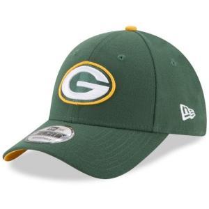 【 アウトレット品 】NEW ERA (ニューエラ) NFLキャップ (The League 9FORTY 940 NFL Cap) グリーンベイ・パッカーズ|g2sports