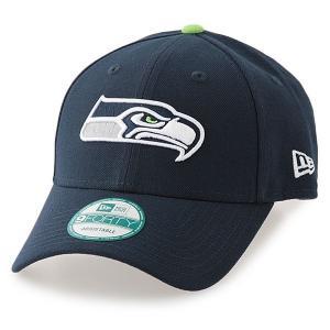 【 アウトレット品 】NEW ERA (ニューエラ) NFLキャップ (The League 9FORTY 940 NFL Cap) シアトル・シーホークス|g2sports