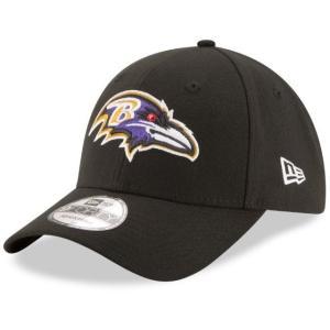 NEW ERA (ニューエラ) NFLキャップ (The League 9FORTY 940 NFL Cap) ボルティモア・レイブンズ