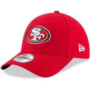 NEW ERA (ニューエラ) NFLキャップ (The League 9FORTY 940 NFL Cap) サンフランシスコ・49ers