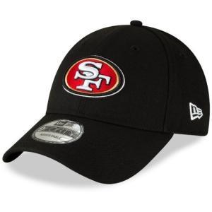 NEW ERA (ニューエラ) NFLキャップ (The League 9FORTY 940 NFL Cap) サンフランシスコ・49ers ※ブラックバージョン|g2sports