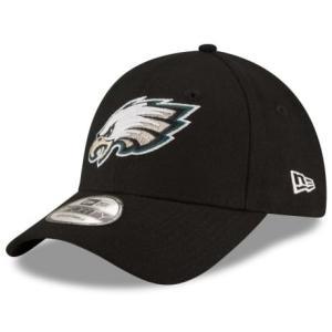 NEW ERA (ニューエラ) NFLキャップ (The League 9FORTY 940 NFL Cap) フィラデルフィア・イーグルス ※ブラックバージョン g2sports