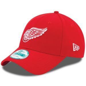 NEW ERA (ニューエラ) NHLキャップ (The League 9FORTY 940 NHL Cap) デトロイト・レッドウィングス|g2sports