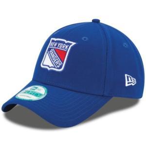 NEW ERA (ニューエラ) NHLキャップ (The League 9FORTY 940 NHL Cap) ニューヨーク・レンジャーズ|g2sports