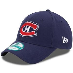 NEW ERA (ニューエラ) NHLキャップ (The League 9FORTY 940 NHL Cap) モントリオール・カナディアンズ