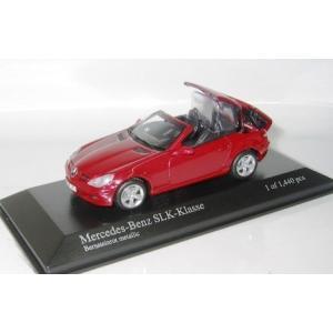 メルセデスベンツ SLK 2004 (red metalli...