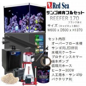 レッドシー リーファー170 クラシックモデル ブラック サンゴ飼育フルセット 店頭引取価格