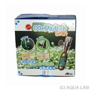 送料550円対応 AIネット CO2フルセット スマート 小型二酸化炭素添加セット