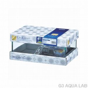 30cm水槽のロータイプなので、さまざまな用途にピッタリです。 室内でのメダカ飼育や、水槽の低さを活...