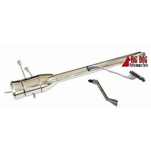 "車 カー 用品 パーツ Big Dog Chrome 30"" GM Steering Column ..."