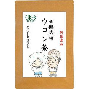 有機栽培 ウコン茶 3g×40包...