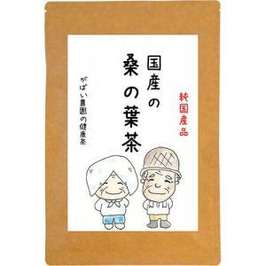 桑の葉茶 3g×40包 無農薬 国産(長野県・徳島県産)残留農薬・放射能検査済