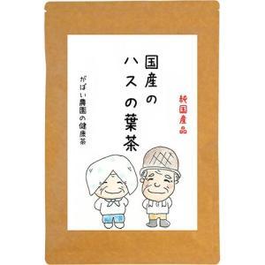 ハスの葉茶 2g×30包 国産(徳島県産)残留農薬・放射能検査済